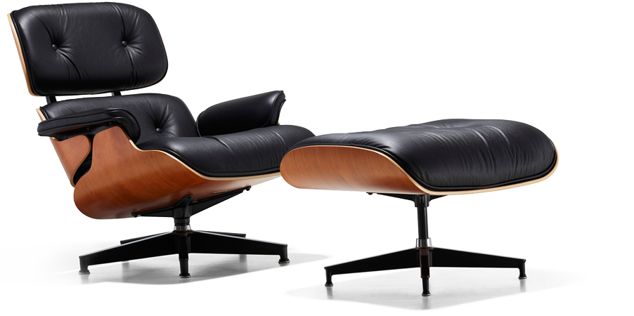 Eames house ray charles eames need your help for Famous modern chairs