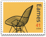 Eames Stamp
